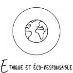 Pictogramme éthique et éco-responsable