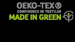 Logo Oeko Tex Made in Green
